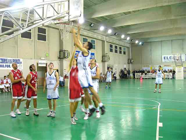 Partita di Basket